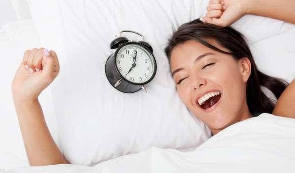 Длительности сна