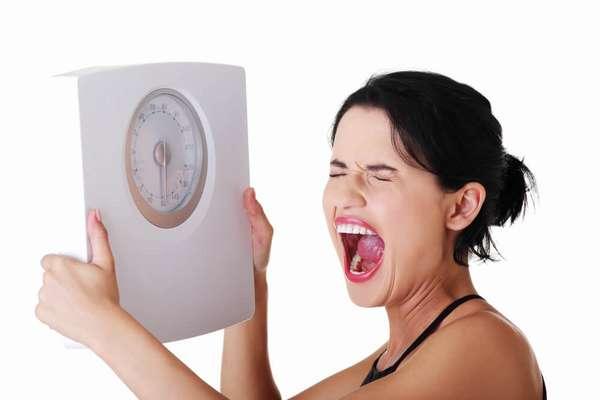 Беспокоит лишний вес