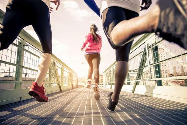 Бег наиболее эффективен при ожирении