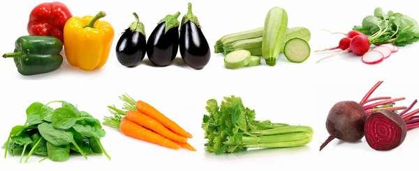 Другие виды овощных разгрузочных дней