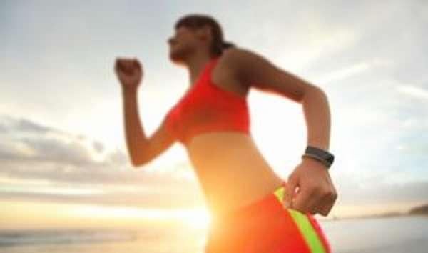 Ускорение метаболизма при беге