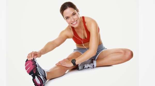 Занятия спортом для похудения