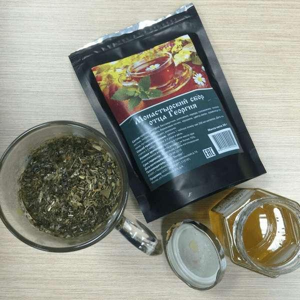 Где купить монастырский чай отца Георгия