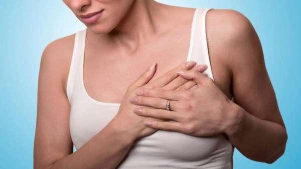 Боль и ограничение движения при растяжении грудной мышцы