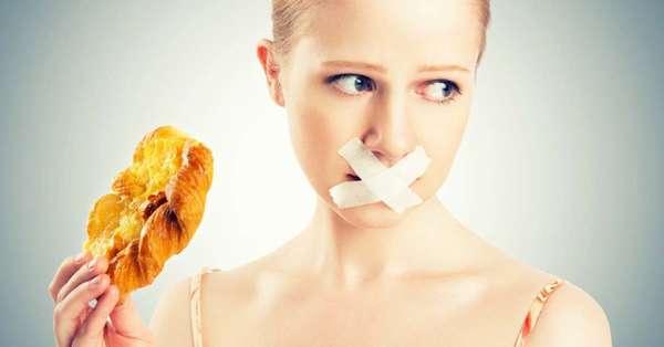 От калорийных блюд отказываться