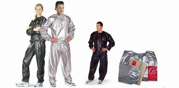 типы костюмов сауны