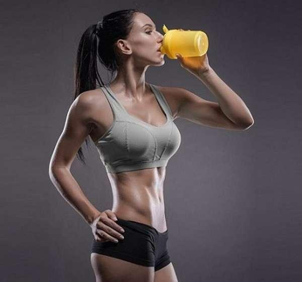 Тонкости похудения со спортивным питанием