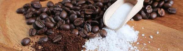 кофе и соль