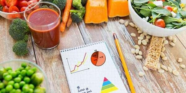 Рекомендации для похудения с помощью таблицы