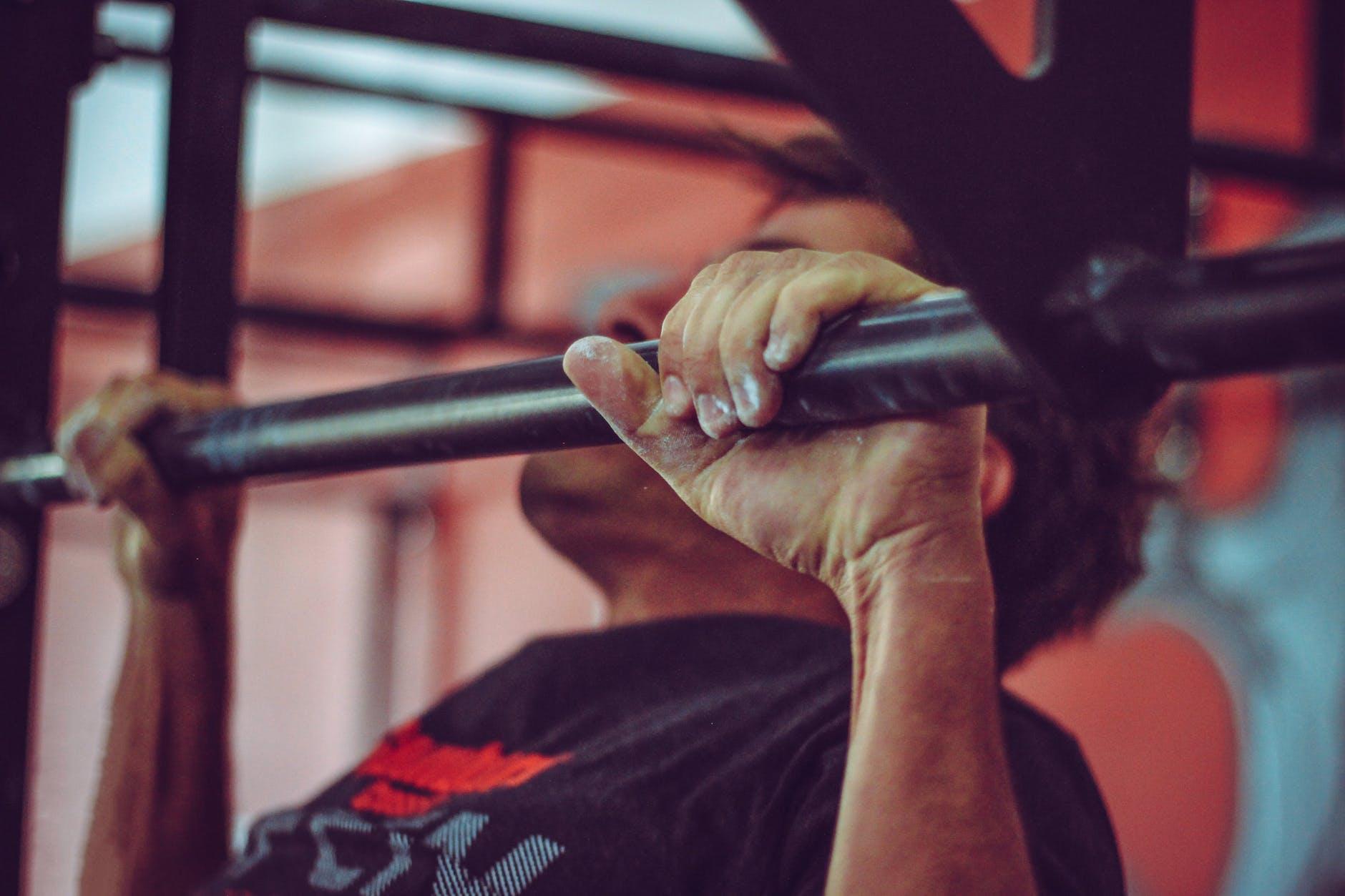 упражнения с весом собственного тела