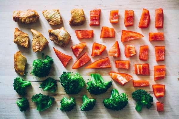 как правильно питаться во время тренировок