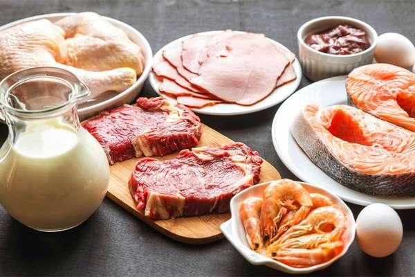 правильное питание против катаболизма
