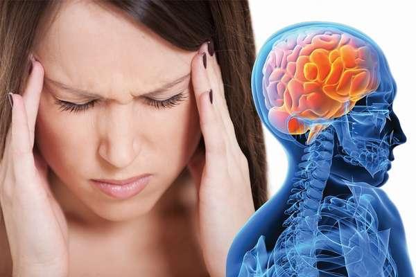 Тяжелые поражения нервной системы