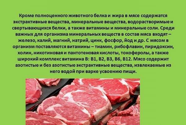 Соотношение протеина и жира