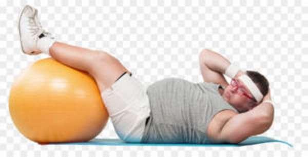 физические нагрузки с ожирением