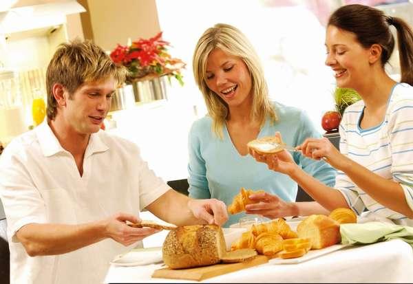 Не употребляйте углеводы на ужин