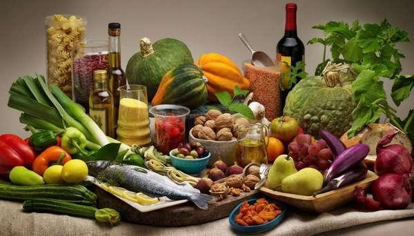 При соблюдении диеты