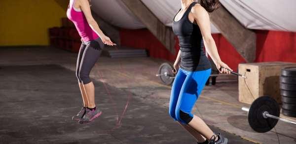 скакалка для похудения экспресс тренировка
