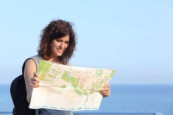 Обследовать маршрут будущей трассы