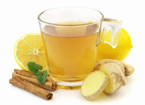 Рецепт медовой воды с лимоном и имбирем