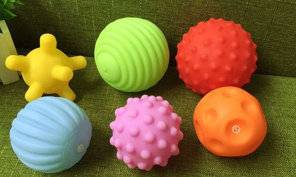 массажные мячики