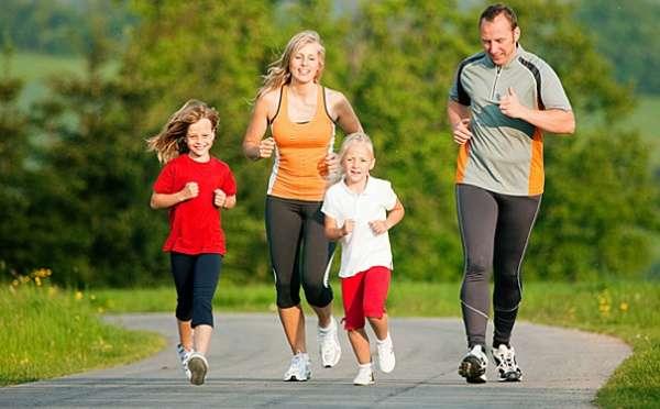 Увеличение двигательной и физической активности