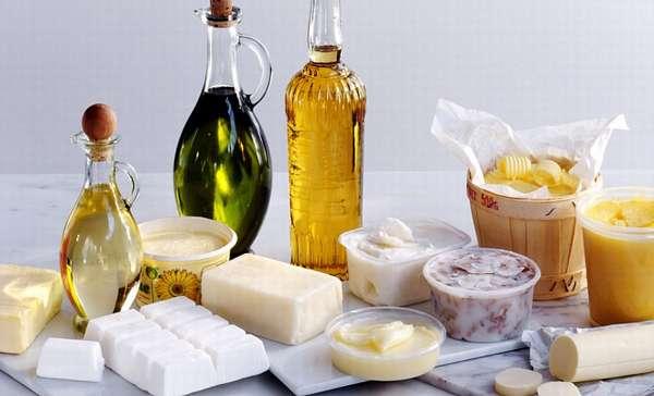 Масло и жиры