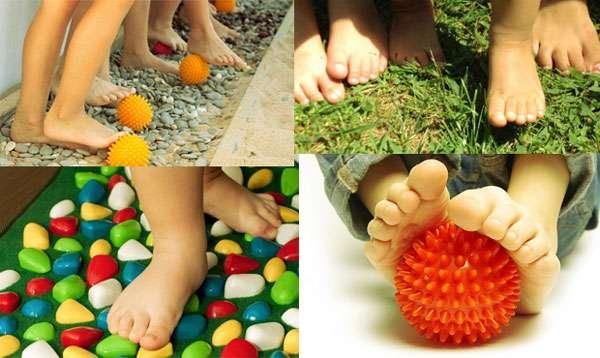Предупредить развитие плоскостопия у детей