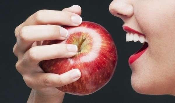Какие яблоки можно на диете