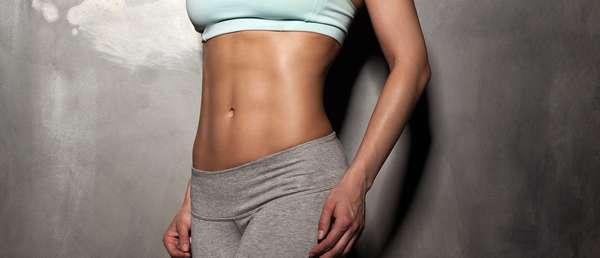 Мышцы живота станут более упругими