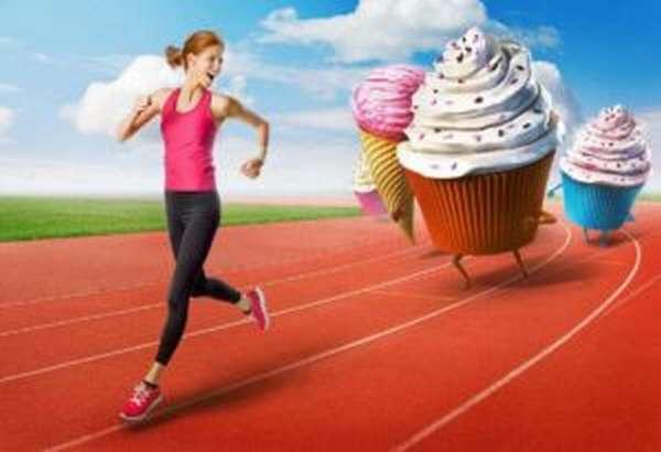 Питание при тренировках