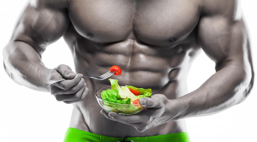 Набирать мышечную массу, а жир не сбросите