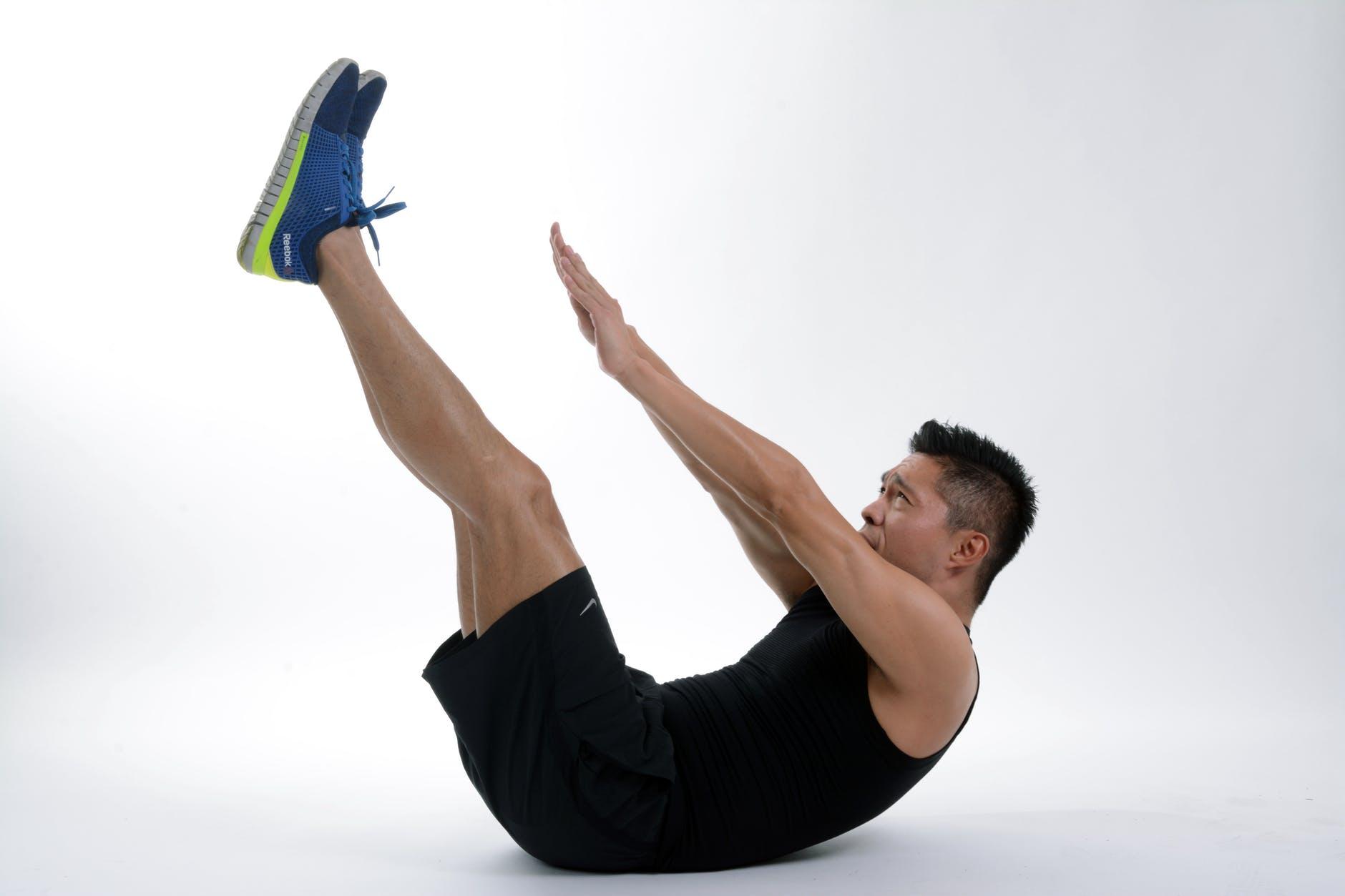 функциональные упражнения с собственным весом