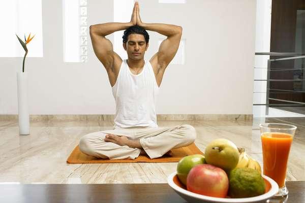 йога питание для похудения