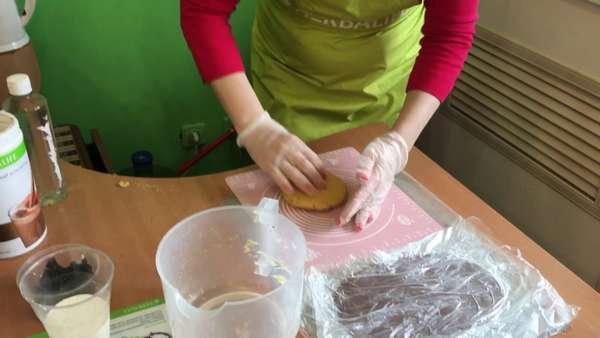 Этапы приготовления продукта