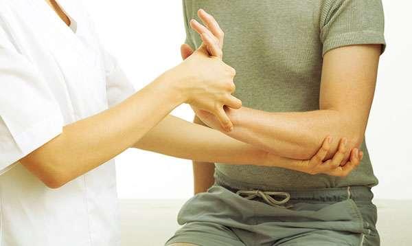 массаж руки после перелома