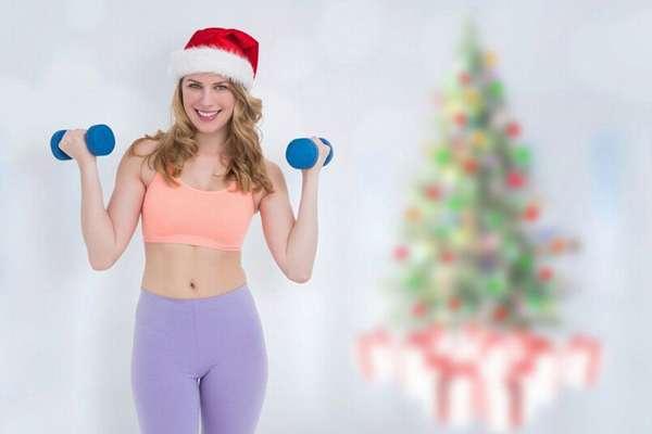Как быстро похудеть к Новому году?