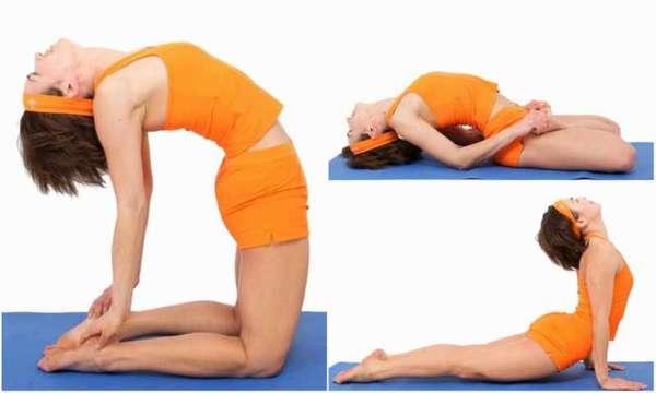 Регулярно растягивать спину