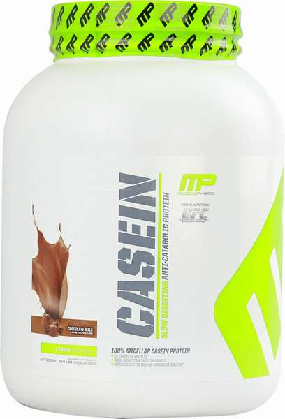 Казеиновый протеин (казеин) в бодибилдинге