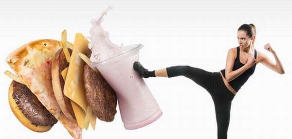 Худеть без диет можно и с помощью физических нагрузок