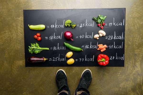 Правильное питание на 1300 калори