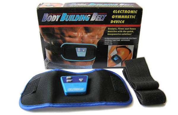 Состав пояса Body Bilding Belt