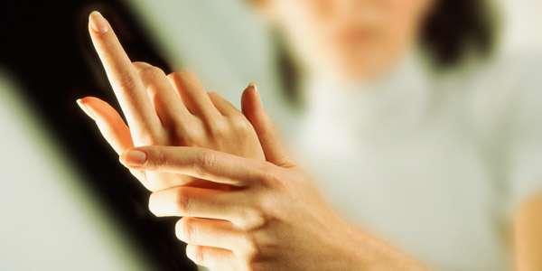 рука пальцы девушка