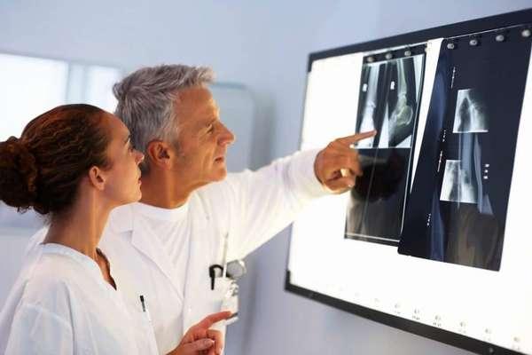 Рентген как один из диагностических методов