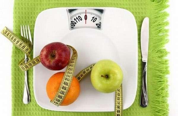 контроль веса при диете