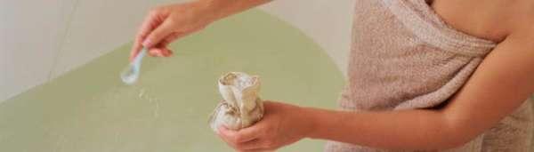 Ванны с содой и солью