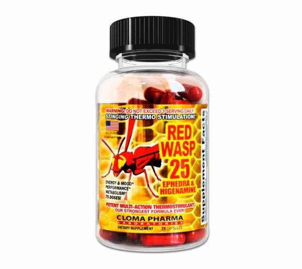 Реальные отзывы на жиросжигатель Red Wasp 25