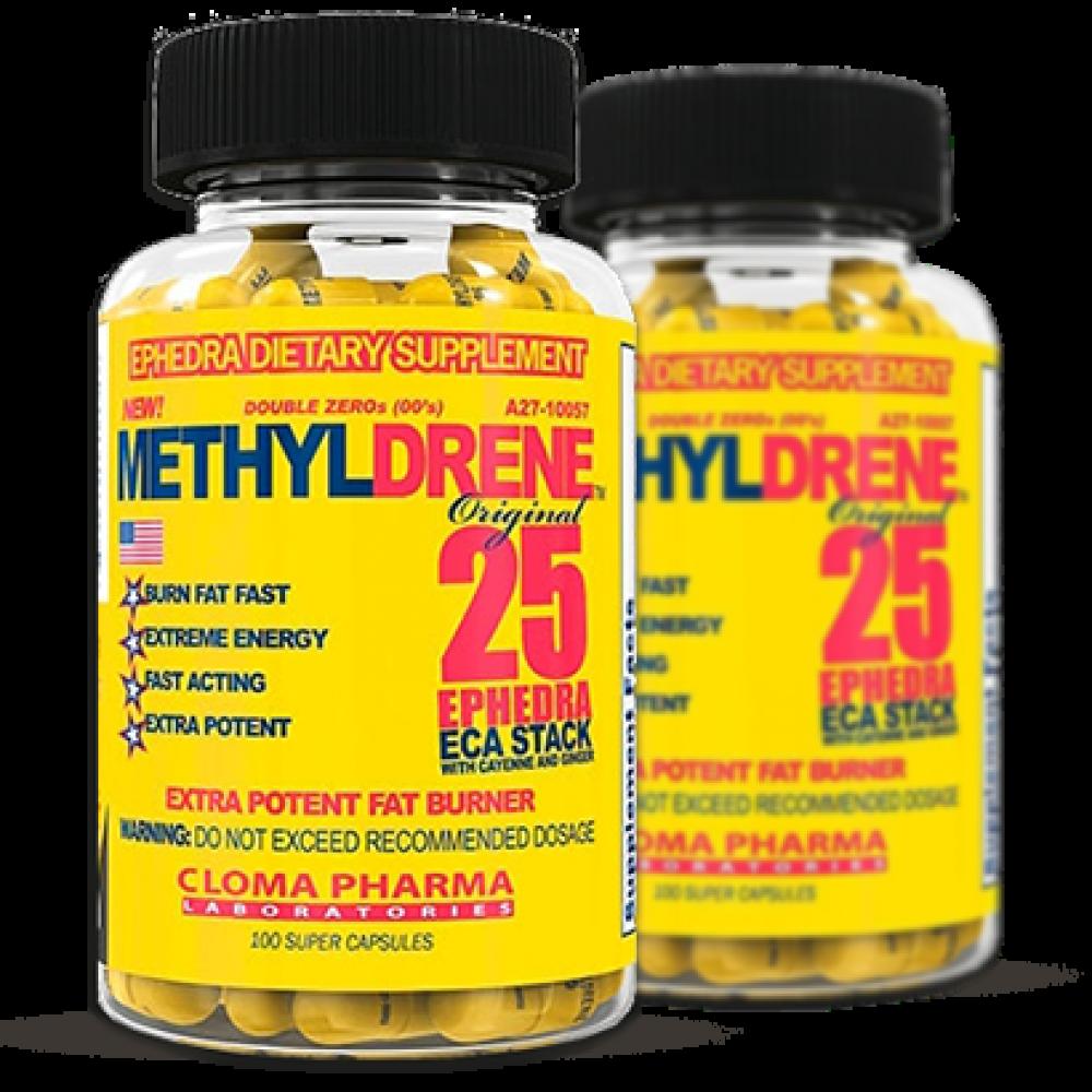 Реальные отзывы и инструкция по применению жиросжигателя Methyldrene 25