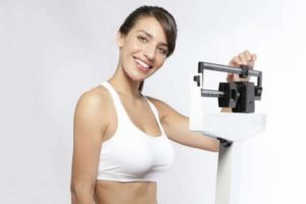 После диеты следим не за килограммами, а за объемом