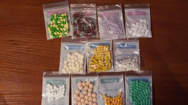 Популярные тайские таблетки для похудения